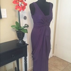 Vera Wang bridesmaid dress!